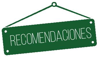 Recomendaciones e información – Ampa Jaime de Foxá